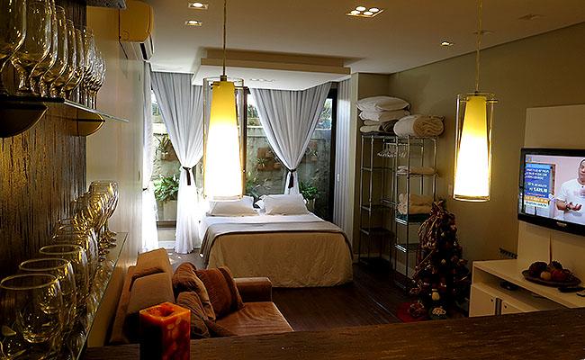 Apartamento de Temporada Gramado Studio