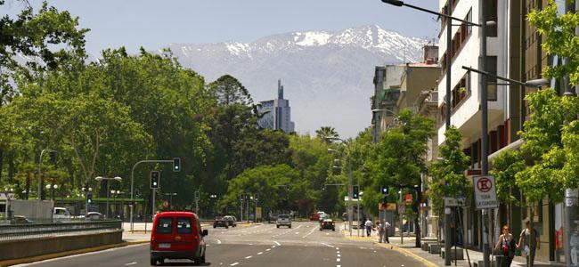 Santiago do Chile: bairro a bairro – 3º dia