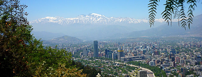 Chile, para começar…