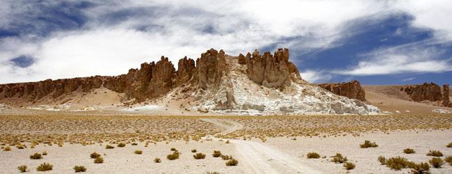 Atacama: 2º dia | Salar de Tara