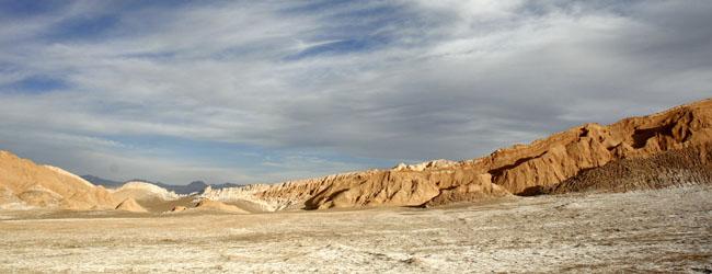 Atacama: 1º dia | Valle de la Luna e Valle de la Muerte