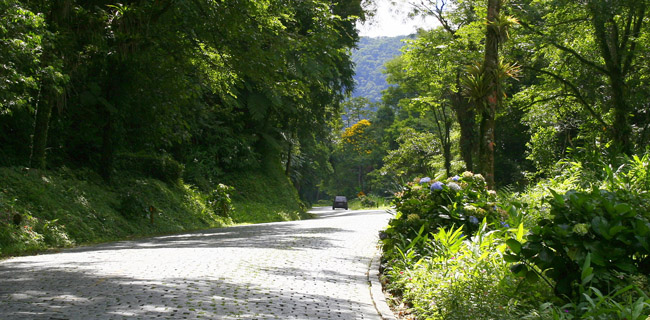 Cinco roteiros cênicos de carro pelo Brasil