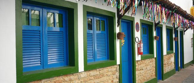 Hospedagem boa e barata em Olinda