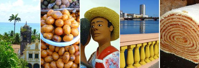 Recife e Olinda comemoram aniversário