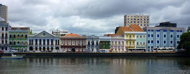 Recife: centro histórico