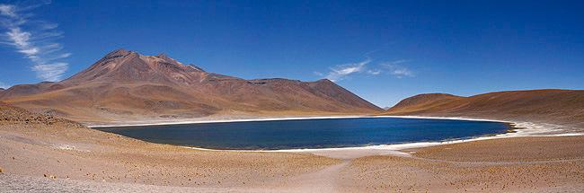 Imagem da semana: Lagunas Altiplânicas, no Atacama | Chile
