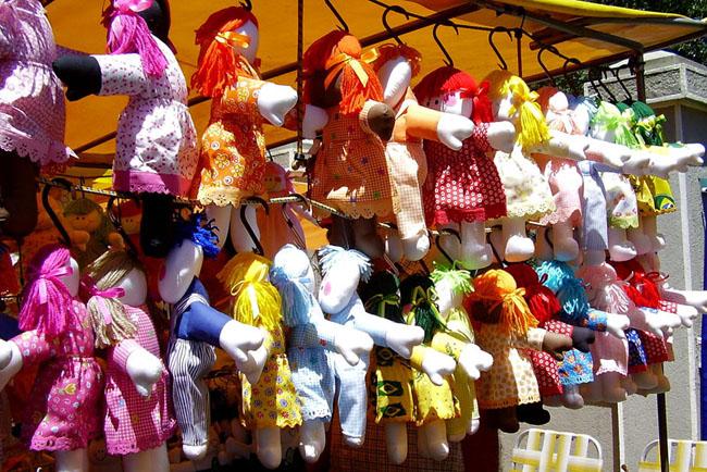 Largo da Ordem Street Market | Curitiba
