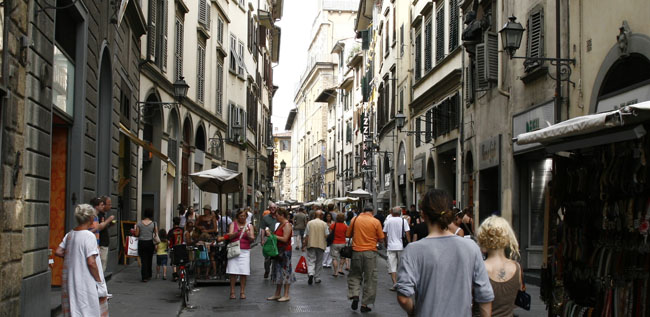 Giro pela Toscana, por Roberta Ristori