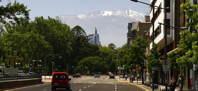 Santiago: como ir do aeroporto ao centro