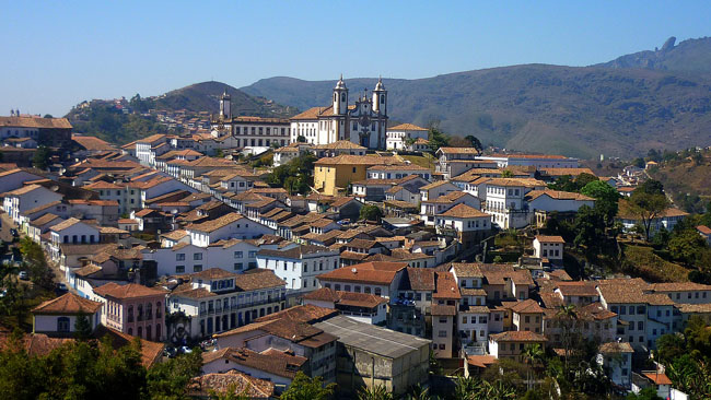 Para entender Ouro Preto