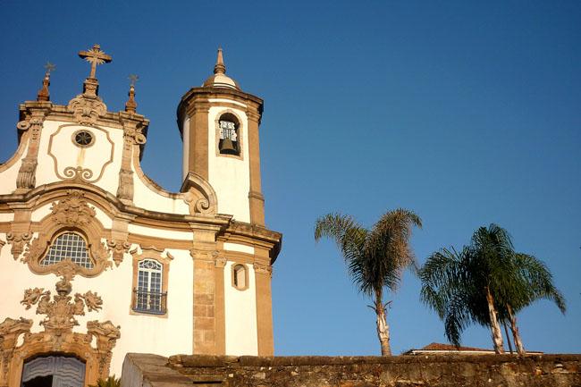 Igreja Nossa Senhora do Carmo, Ouro Preto