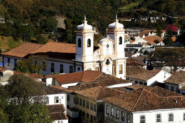 Matriz de Nossa Senhora do Pilar, Ouro Preto