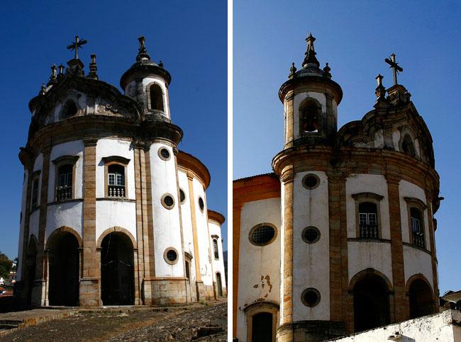 Igreja Nossa Senhora Rosário dos Pretos, Ouro Preto
