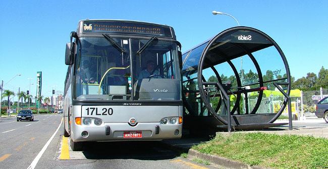 Em Curitiba, como ir da rodoviária ao centro