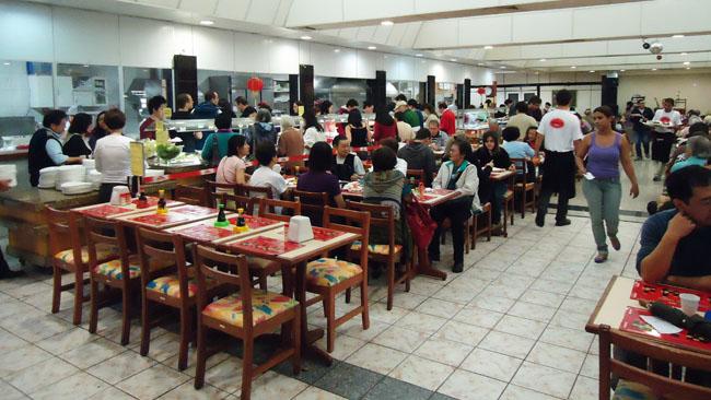 Restaurante Nandemoya - Liberdade - Sao Paulo