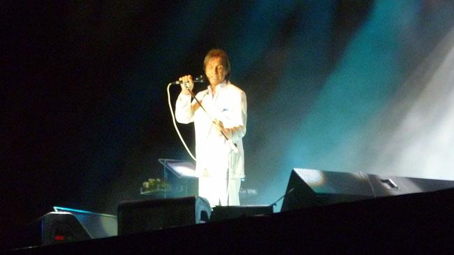 Show do Roberto Carlos, em Curitiba: eu fui!