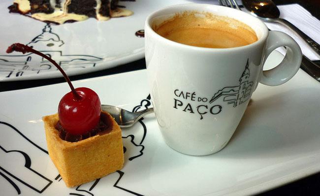 Café do Paço: música, arte e aroma | Curitiba