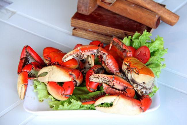 Alimentação: onde comer na Ilha do Mel