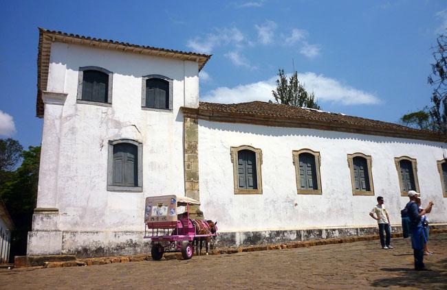 Os museus de Tiradentes