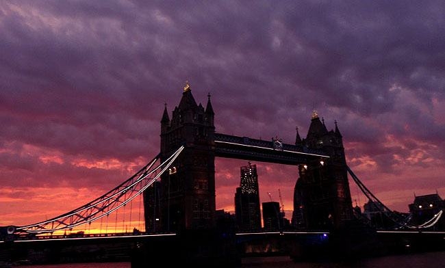 Tower Bridge - Matraqueando Blog