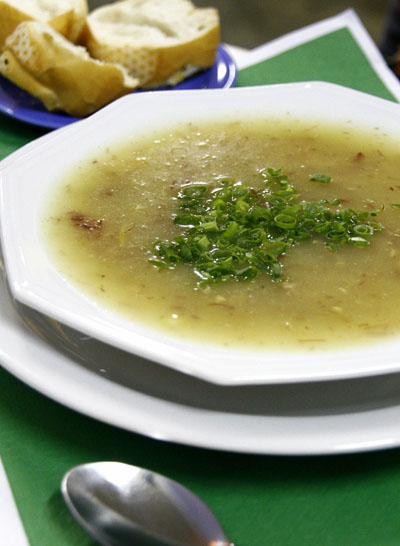 Mandalum: para comer bem e barato em Tiradentes