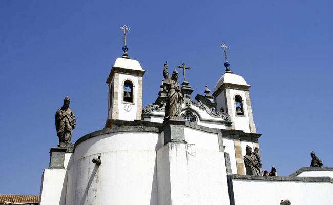 Basílica do Bom Jesus de Matosinhos: a obra-mestra de Aleijadinho está em Congonhas | Minas Gerais