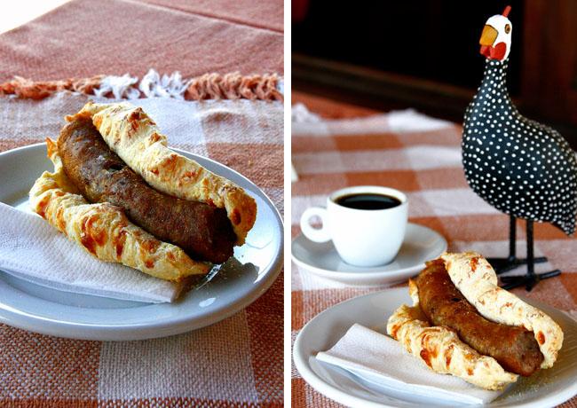 Cafe com Prosa - Poo de Queijo com Linguica - Entre Rios MG copy