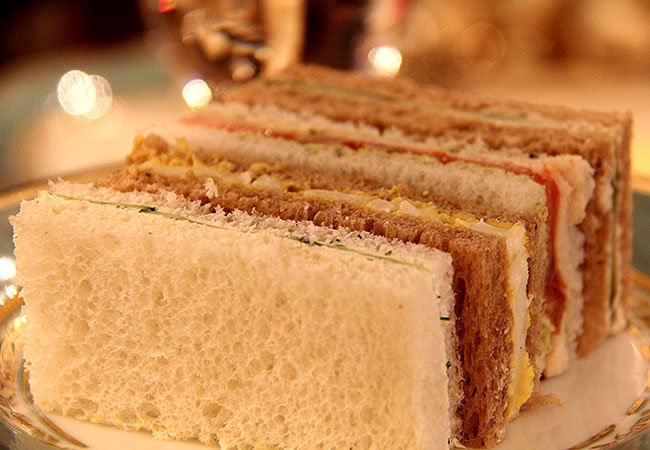 Cha da tarde buenos aires hotel alvear sanduiche