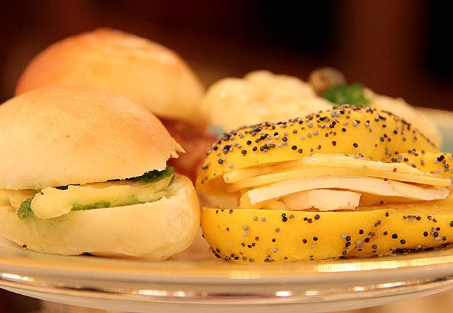 Cha da tarde buenos aires hotel alvear sanduiches