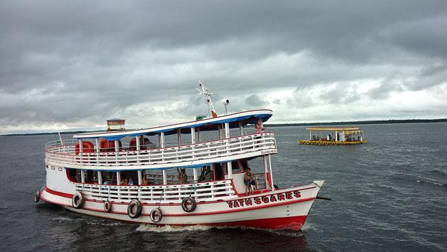Encontro das Águas, Manaus | Parte 1