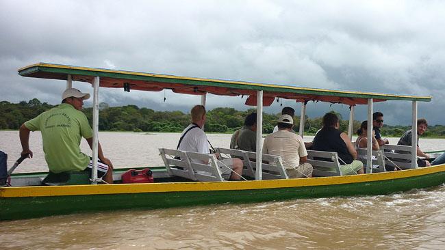 Encontro das Águas, Manaus | Parte 2
