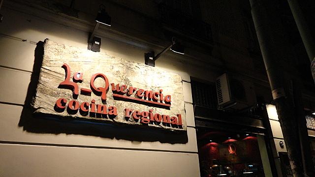 La Querencia: cozinha regional trancham na Recoleta