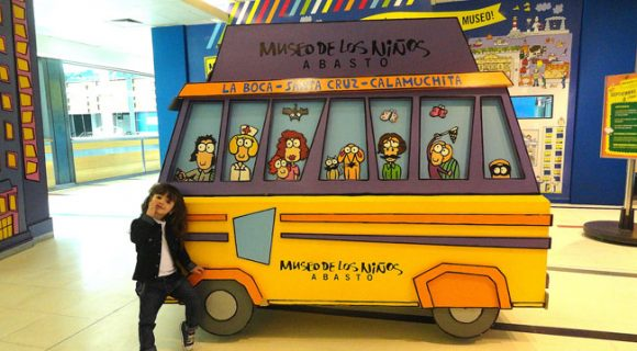 Buenos Aires com crianças: Museo de los Niños