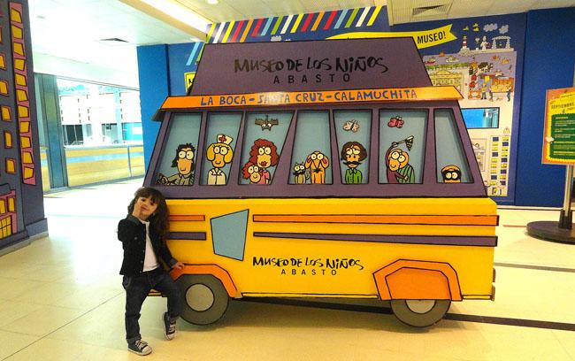 Museo de los Ninos - Buenos Aires Com Criancas - Matraqueando 1
