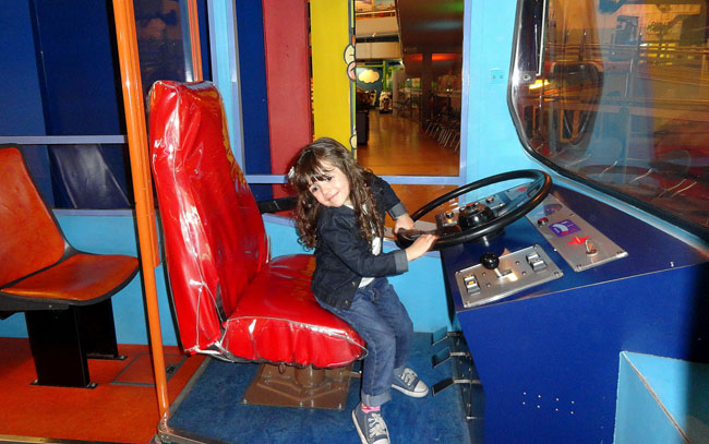 Museo de los Ninos - Buenos Aires Com Criancas - Matraqueando 2