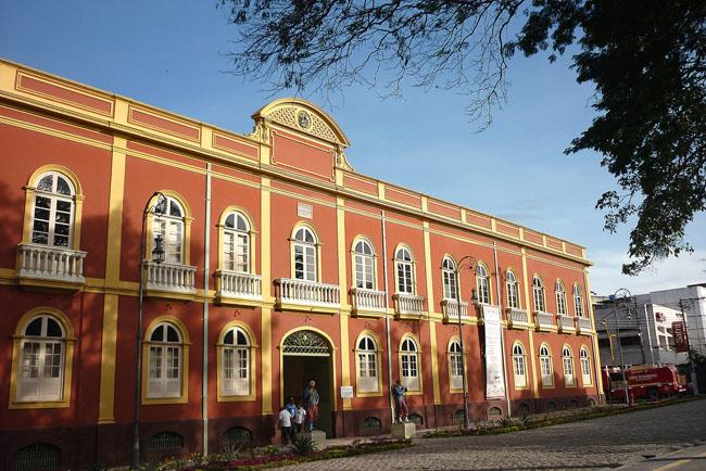 Palacete Provincial: obra de restauro recupera patrimônio histórico de Manaus e inaugura importante centro cultural na cidade