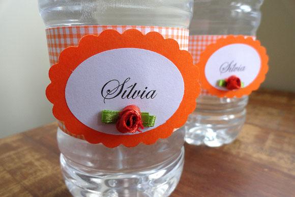 Dicas de como fazer água decorada e personalizada em scrapbook