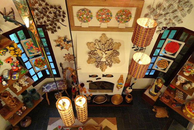Achados do Brasil lugar perfeito para levar o melhor do artesanato nacional para sua casa