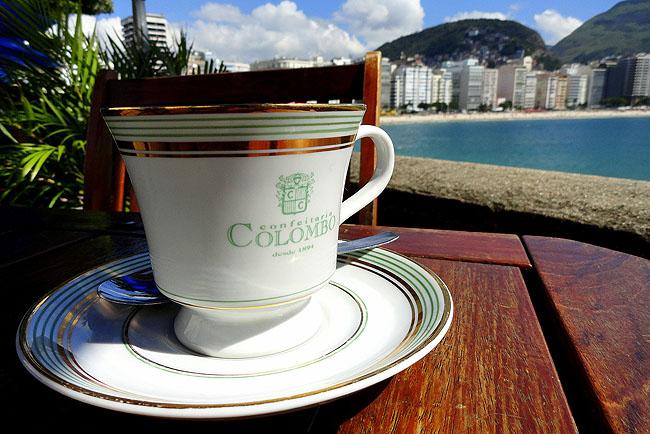 Rio de Janeiro Turismo Forte de Copacabana Confeitaria Colombo Matraqueando Blog de Viagem 01