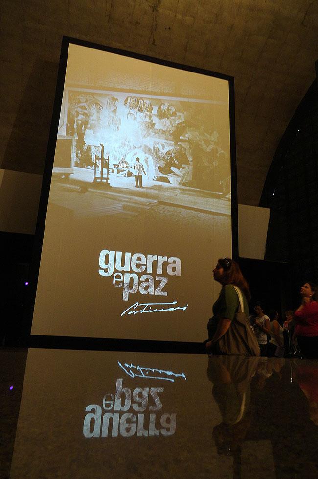 Guerra e Paz: exposição leva ao grande público os dois últimos e maiores trabalhos de Cândido Portinari