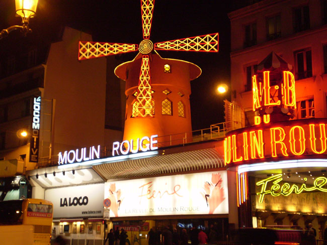 Como comprar ingresso on-line para o show do Moulin Rouge em Paris