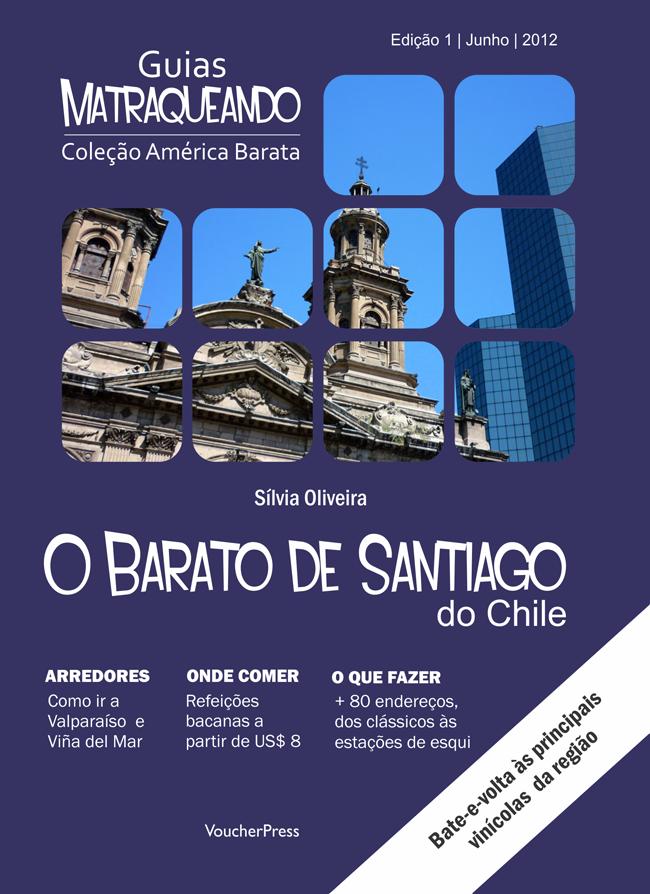 Extra: o guia O Barato de Santiago alcança a marca de mil exemplares vendidos!
