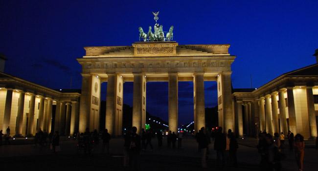 Pontos Turisticos Berlim Portao