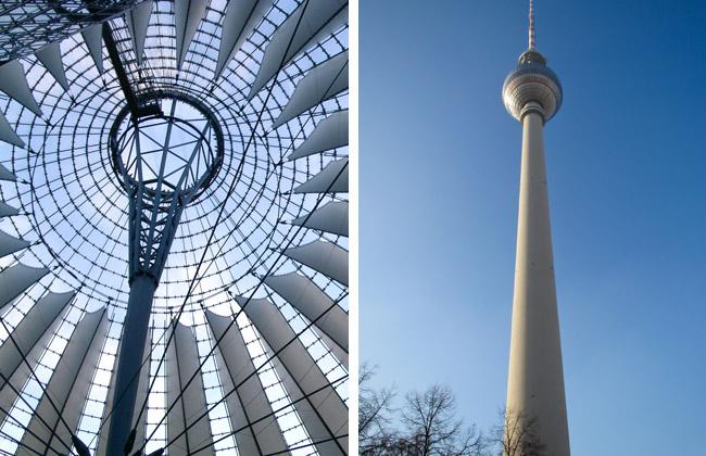 Pontos Turisticos Berlim Torre TV