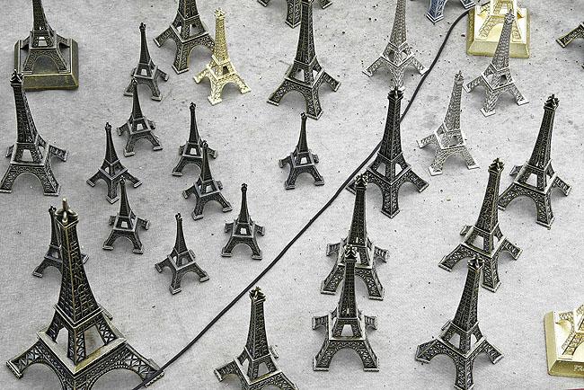 Europa Barata: Paris pela primeira vez