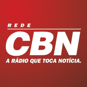 Matraqueando no programa de rádio Revista CBN