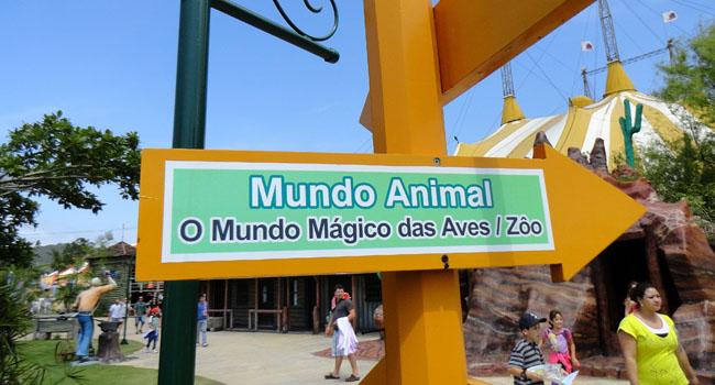 Beto Carrero Placa 1 Pontos Turisticos Santa Catarina
