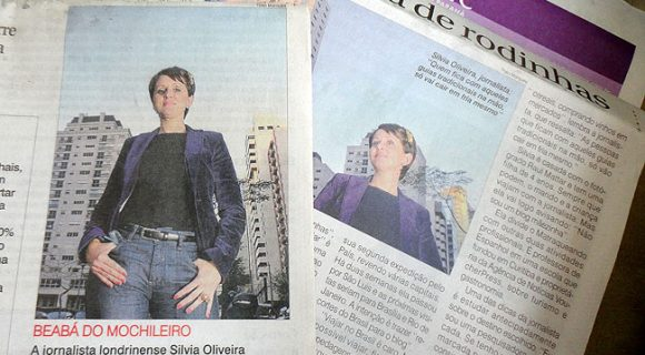 Matraqueando é destaque no caderno Folha Gente do jornal Folha de Londrina, um dos maiores do Paraná!