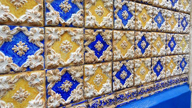 Pousada Colonial Centro Historico de Sao Luis do Maranhao azulejos