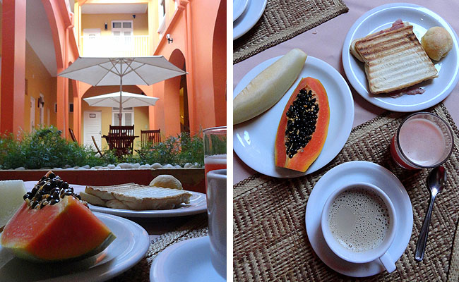 Pousada Colonial Centro Historico de Sao Luis do Maranhao cafe da manha